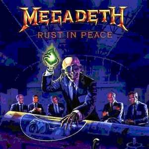 1990 - Rust In Peace