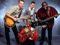 Lil'Ed Williams & The blues imperials