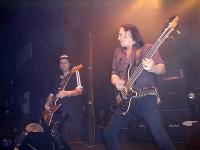 Motorhead: Лемми и Кэмпбелл