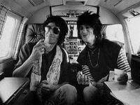 Rolling stones: Кит Ричардс и Рон Вуд