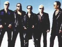 Scorpions, 1999: Rudolf Schenker, Ralph Rieckermann, Klaus Meine, James Kottak,Matthias Jabs
