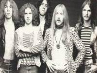 Scorpions, 1975: Francis Buchholz, Klaus Meine, Rudy Lenners, Uli Roth, Rudolf Schenker