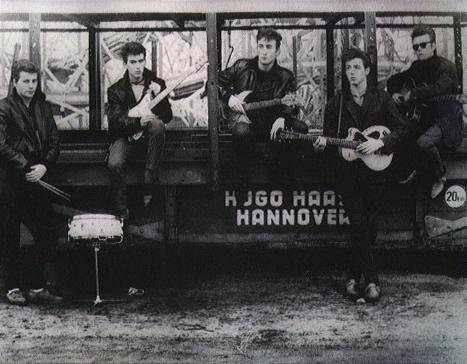 Первые концерты в Германии